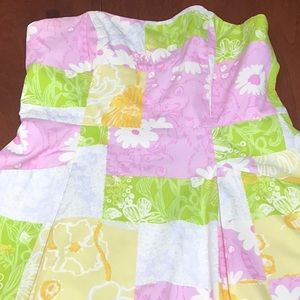 Lilly Pulitzer Dresses - Lilly Pulitzer strapless day dress size 6